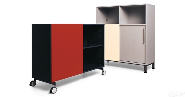 Office cabinets series_